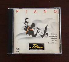 Jazz Round Midnight - Piano (CD Verve)