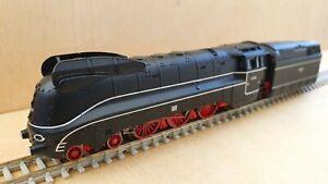 Fleischmann N 717473 BR01.10 DRB - neuwertig, digital Sound, RailCom, OVP