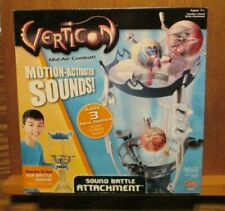 Verticon Mid Air Combat Sound Battle Attachment Motion Activated Sounds