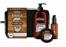 L'Oréal Paris Men Expert Barber Club Kit Barba Lunga- chiedi la disponibilita'