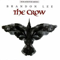 The Crow-Die Krähe (1994) Cure, Stone Temple Pilots, Nine Inch Nails.. [CD]