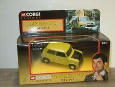 Mr Bean's Mini - Corgi Classics 96011 in Box *41207