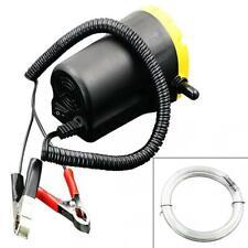 12V 60W Electric Pumping Filling Oil Diesel Self Priming Pump W/ Alligator Clips
