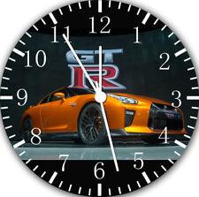 Nissan GTR Frameless Borderless Wall Clock For Gifts or Home Decor E290