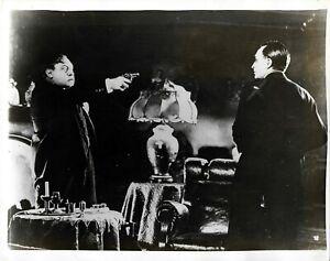 "Husbands or Lovers 1924 Vintage BW 8""x10"" Matte Photo Emil Jannings Conrad Veidt"