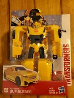 TRANSFORMERS AUTHENTICS 6.5 Inch BRAVE AUTOBOT BUMBLEBEE. NEW SEALED!