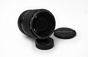 "Pentax SMC Reflex Zoom 400-600mm f.8-12 K mount Professionally tested ""RARE"""