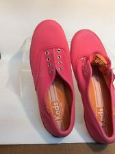 KEDS PINK  SHOES ,SIZE 6.5 USED GOOD CONDITION