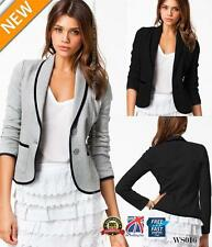 Petite Waist Length Button Coats & Jackets for Women