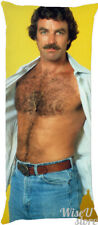 TOM SELLECK Dakimakura Full Body Pillow case Pillowcase Cover