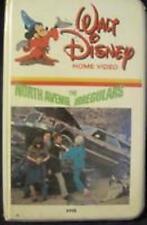 RARE- DISNEY'S- North Avenue Irregulars (VHS) WHITE CLAMSHELL- CLORIS LEACHMAN