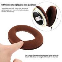 2pcs Replacement Earpad Cover Earmuffs Cushion for Sennheiser HD598 Headphones