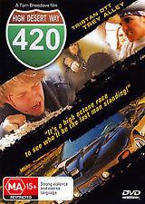 420 HIGH DESERT WAY - ACTION DVD