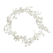 Strass Haar Rebe Perle Perlen Hochzeit Vintage Kopfschmuck Frauen Stirnband