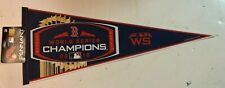 2018 Boston Red Sox World Series Champions Felt Pennant