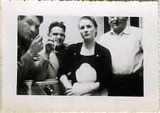 PHOTO ANCIENNE - VINTAGE SNAPSHOT - BISTROT BAR CAFÉ COMPTOIR ALCOOL DRÔLE - PUB
