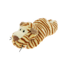 MagNICI Tiger Brown Stuffed Toy Animal Magnet in Paws 5 inches