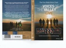 DVD * FRON MALE VOICE CHOIR * VOICES OF THE VALLEY LIVE