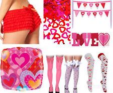 Palloncini rosso san valentino per feste e party