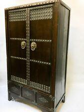 oriental antique armoire wardrobe cabinet furniture