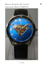 Warner Brothers DC Watch Comics Superman  F3049741