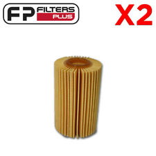 2 X MR1010P OSK Oil Filter - Cross References Ryco R2651P, WCO80, 0415238020