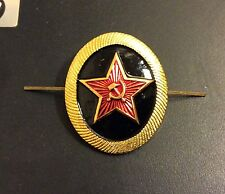 Russia/USSR Russian NAVY Forces Naval infantry star cockade,Metal,NEW