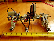 LEGO Technic 4WD chassis + transfer case + servo motor + XL motor new parts