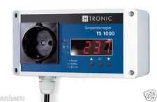 Temperaturschalter TS1000 mit PT1000 Sensor, das Solarium regeln und messen!