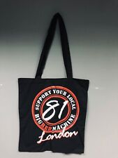 Canvas Tote Bag - Hells Angels Support Gear - Big Red Machine London