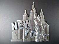 New York Métal Aimant, Statue de la Liberté, Empire, Chrysler, World Trade