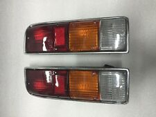 1972-1989 Chevrolet LUV  ISUZU KB21 YEAR BEFORE 80  TAIL LAMP LIGHT SET