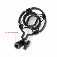 USA Professional Mic Microphone Shock Mount Clip Holder Studio Sound Recording