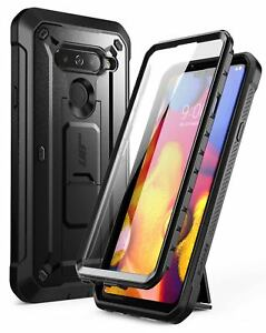 LG V40 / V40 ThinQ Case, SUPCASE UBPRO Holster Cover+Screen Protector Kickstand