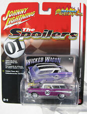 JOHNNY LIGHTNING STREET FREAKS THE SPOILERS 1957 CHEVY NOMAD  #01