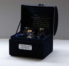 GUARDIAN ANGEL MUSICAL POEM MEMORIAL BOX Personalised Rememberance Gift