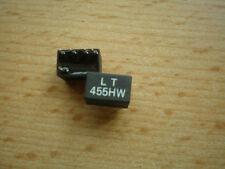 LT455HW CFW455H MURATA EQUIVALENT FILTER  6 KHZ  BW 455KHZ  5 LEG    H148