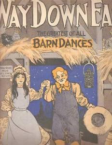 1908 Way Down East Maine Barn Dance - Justin Wheeler