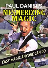 Paul Daniels Mesmerizing Magic Dvd : Free Us Postage