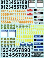 Colorado Decals 1/24 WRC RALLY PLATES 2013 ITALY & FINLAND