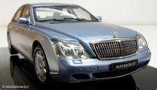 AUTOART 56151 Maybach 57 SWB blau metallic