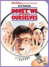 Honey, We Shrunk Ourselves (DVD, 2002) - NEW!!