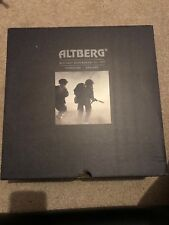 NEW Altberg Defender Army MTP Brown Leather Vibram Sole Combat Boots Size 10M Uk