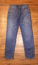 Cambio Women's Skinny Jeans 3-D-Washed Size 36