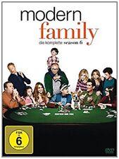Modern Family Staffel 6 NEU OVP 3 DVDs Ed O'Neill