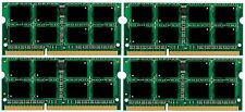 NEW! 32GB 4X8GB PC3-12800 DDR3-1600MHz MEMORY for Toshiba Satellite P75-A7200