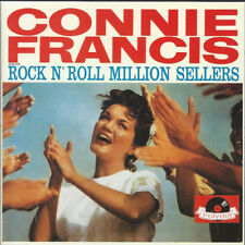 Connie Francis ‎- Sings Rock n' Roll Million Sellers / Polydor Records CD ‎– 831