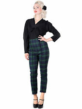 Polyester Vintage Trousers for Women
