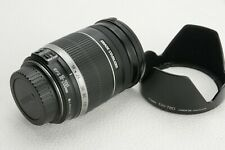 Canon EF-S 18-200 mm f/3.5-5.6 is