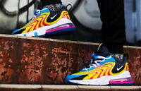 Nike Air Max 270 React ENG 100% Authentic New Unisex Trainers CD0113-400
